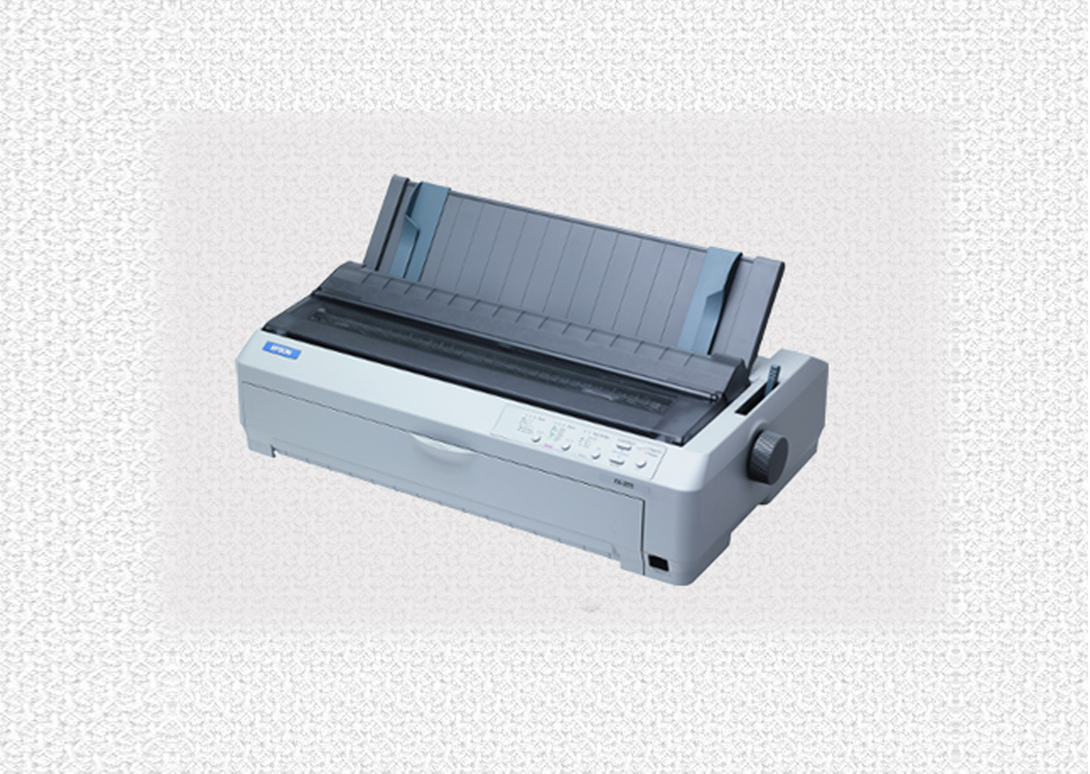 Linux and Windows printer driver for Dot Matrix Printer (DMP